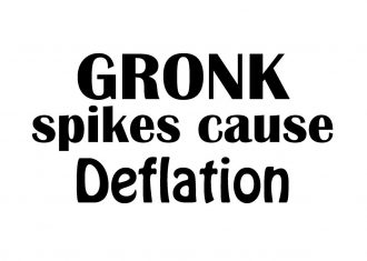 Gronk Spikes Cause Deflation